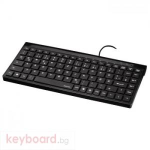 Клавиатура HAMA SL 720, Мини, USB