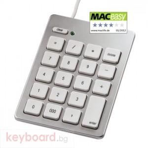 Клавиатура HAMA GMBH Цифрова, USB