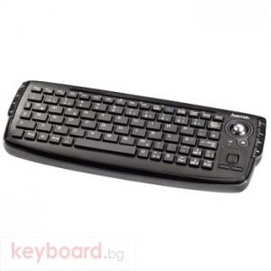 Клавиатура HAMA Uzzano Black smart TV