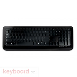 Клавиатура MICROSOFT Wireless Desktop 800 USB English for Business