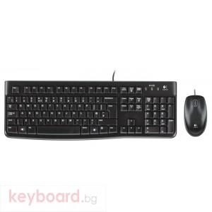 Комплект LOGITECH Logitech Desktop MK120