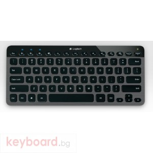 Клавиатура LOGITECH Bluetooth Illuminated Keyboard K810