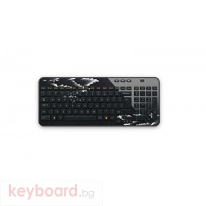 Клавиатура Logitech Wireless Keyboard K360 CZ