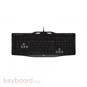 Клавиатура LOGITECH Gaming Keyboard G105, Италиански език