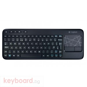 Клавиатура LOGITECH Wireless Touch Keyboard K400