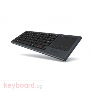 Клавиатура LOGITECH Illuminated Living-room Keyboard K830