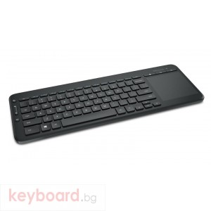 Клавиатура MICROSOFT N9Z-00017 All-in-One Media Keyboard USB, Турски език