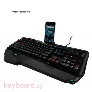 Клавиатура LOGITECH G910 Orion Spectrum RGB механична геймърска