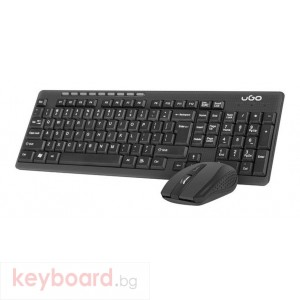 Клавиатура UGO Wireless set 2in1 ETNA CW110 keyboard & mouse