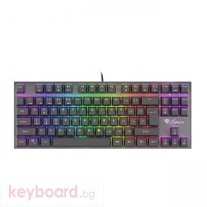 Клавиатура GENESIS Mechanical Gaming Keyboard Thor 300 TKL RGB US Layout