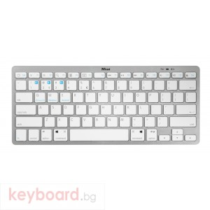 Клавиатура TRUST Nado Wireless Bluetooth Keyboard