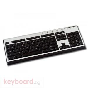 Клавиатура DELUX DLK-5002/USB/BULG/SB USB