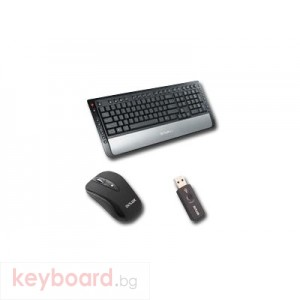 Клавиатура DELUX DLK-5108G/BULG_M483GL_GC15UF Wireless