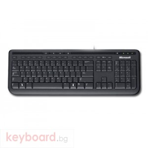 Клавиатура MICROSOFT Wired Keyboard 600 USB
