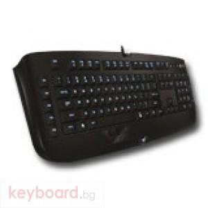 Клавиатура RAZER Anansi USB, синя подсветка