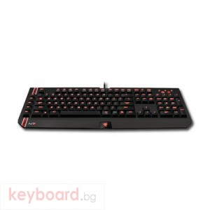 Клавиатура RAZER BlackWidow Ultimate Mass Effect 3 USB