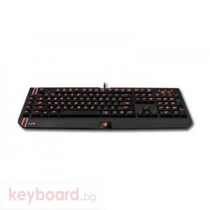 Клавиатура RAZER BlackWidow Ultimate Mass Effect 3 USB