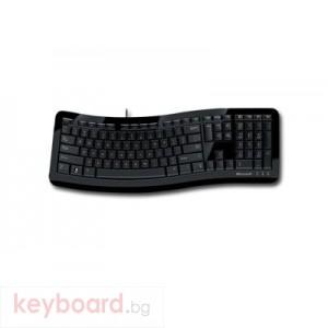 Клавиатура MICROSOFT Comfort Curve Keyboard 3000 USB, Czech, Slovak