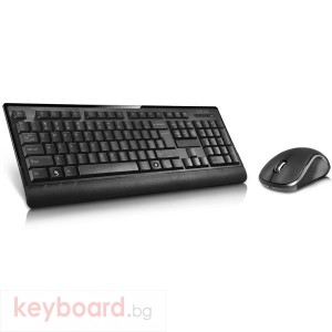 Клавиатура DELUX DLK-6010G Wireless + Mouse 391GB Wireless