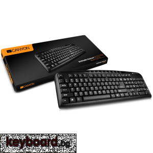 Клавиатура CANYON CNE-CKEY2