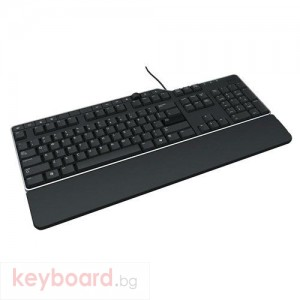 Клавиатура Dell KB-522 Wired Business Multimedia USB