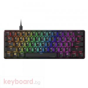 Геймърскa механична клавиатура HyperX Alloy Origins 60, HyperX Red