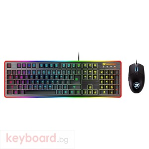 Клавиатура и мишка COUGAR DEATHFIRE EX COMBO Gaming