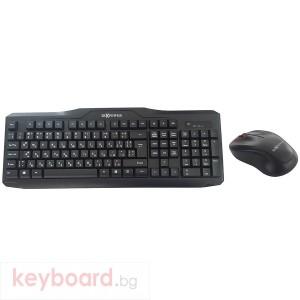 Клавиатура RoXpower Keyboard WT-81 2.4GHZ/64 channels wireless combo-set