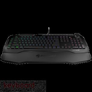 Клавиатура ROCCAT Horde AIMO Membranical RGB Gaming Keyboard