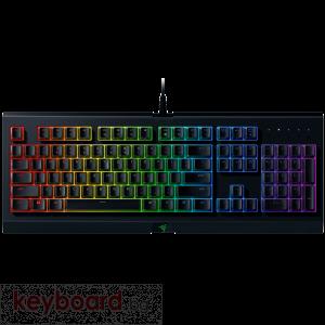 Геймърска клавиатура RAZER Wired, USB, QWERTY, United States