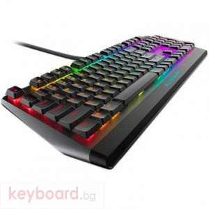 Клавиатура Alienware 510K Low-profile RGB Mechanical Gaming Keyboard - AW510K