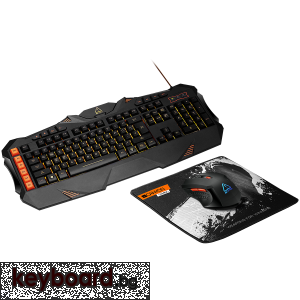 Клавиатура CANYON 3in1 Gaming set
