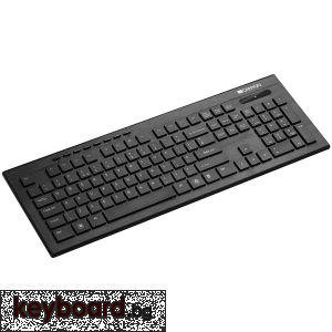 Клавиатура CANYON Multimedia 2.4GHZ wireless keyboard