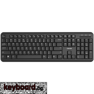Клавиатура Wireless keyboard with Silent switches