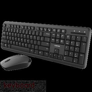 Клавиатура Wireless combo set