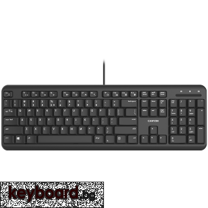 Клавиатура wired keyboard with Silent switches