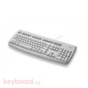 Клавиатура LOGITECH DELUXE 250 CZECH, PS/2
