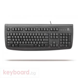 Клавиатура LOGITECH DELUX 250 BLACK ESTONIAN