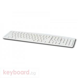 Клавиатура UNITEK KB-1807/BG PS/2