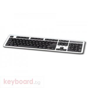 Клавиатура UNITEK KB-1906/BG PS/2