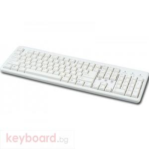 Клавиатура UNITEK KB-1607/BLACK/BG PS/2