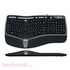 Клавиатура MICROSOFT NATURAL ERGONOMIC 4000 ITALIAN LAYOUT