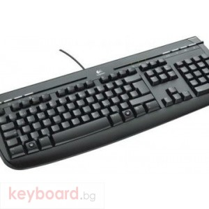 Клавиатура Logitech White Internet 350 PS2 CH