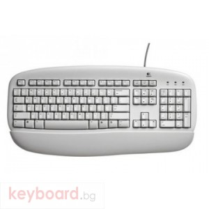 Клавиатура LOGITECH VALUE KEYBOARD RUSSIAN LAYOUT