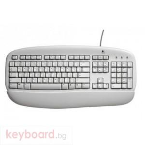 Клавиатура LOGITECH VALUE KEYBOARD RUSSIAN LAYOUT