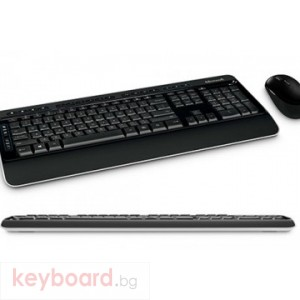 Комплект MICROSOFT WIRELESS DESKTOP 3000 SWEDISH/NOR/DAN