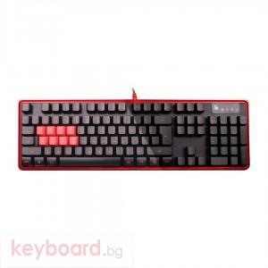 Геймърска полу-механична клавиатура A4tech Bloody, B2278, Optic-switch