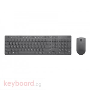 Kомплект LENOVO Professional Ultraslim Wireless Combo Keyboard and Mouse- US English