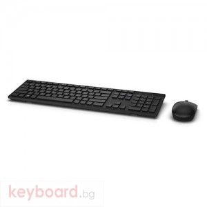 Dell Wireless Keyboard and Mouse-KM632 - US International