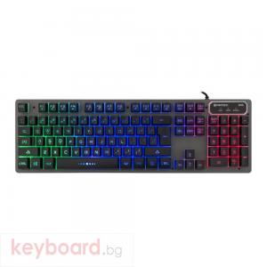 Геймърска клавиатура FanTech Fighter K611L , Сив